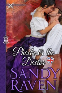 Cover Phoebe and the Doctor
