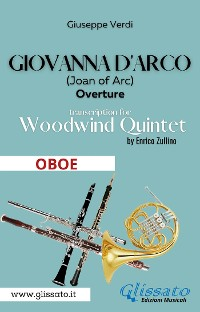 Cover Giovanna d'Arco - Woodwind Quintet (OBOE)