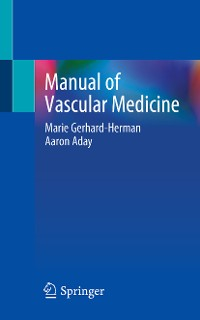 Cover Manual of Vascular Medicine