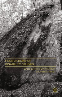 Cover Foundations of Disability Studies
