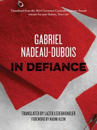 Cover In Defiance