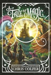 Cover Tale of Magic...