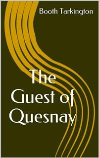 Cover The Guest of Quesnay