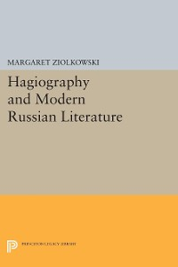 Cover Hagiography and Modern Russian Literature