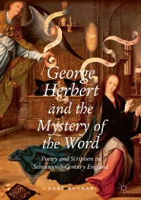 Cover George Herbert and the Mystery of the Word