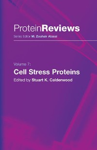 Cover Cell Stress Proteins