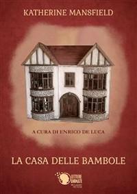 Cover La casa delle bambole - a cura di Enrico De Luca