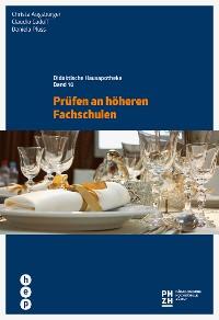 Cover Prüfen an höheren Fachschulen (E-Book)