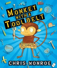 Cover Monkey with a Tool Belt