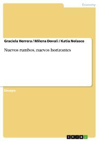 Cover Nuevos rumbos, nuevos horizontes