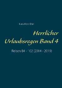 Cover Herrlicher Urlaubsregen Band 4