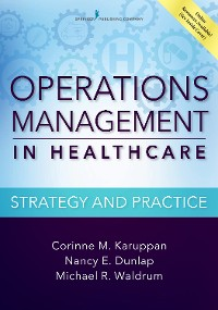 Cover Operations Management in Healthcare