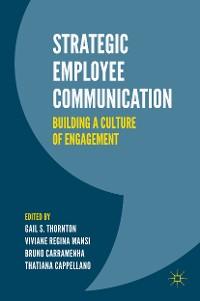 Cover Strategic Employee Communication