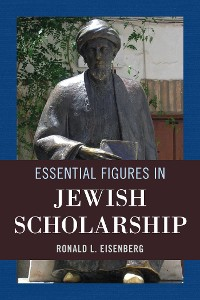 Cover Essential Figures in Jewish Scholarship