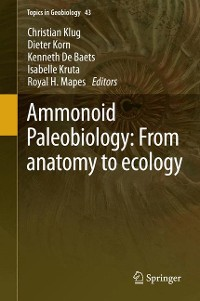 Cover Ammonoid Paleobiology: From anatomy to ecology