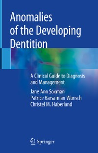 Cover Anomalies of the Developing Dentition
