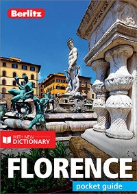 Cover Berlitz Pocket Guide Florence (Travel Guide eBook)