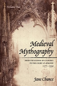 Cover Medieval Mythography, Volume Two