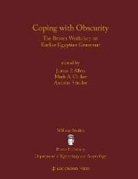 Cover Coping with Obscurity
