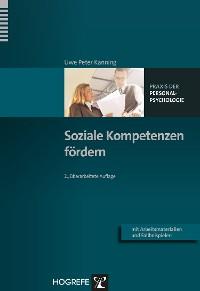 Cover Soziale Kompetenzen fördern