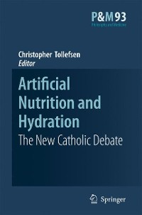 Cover Artificial Nutrition and Hydration