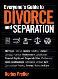 Cover Everyone's Guide to Divorce and Separation