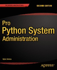 Cover Pro Python System Administration