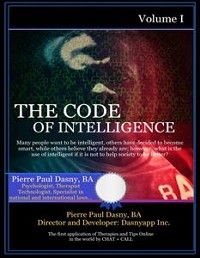 Cover The code of intelligence