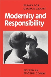 Cover Modernity and Responsibility