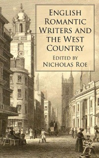 Cover English Romantic Writers and the West Country