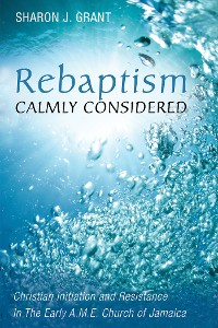 Cover Rebaptism Calmly Considered