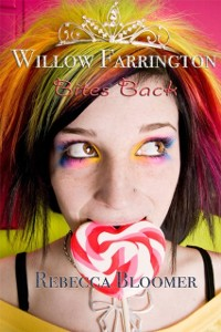 Cover Willow Farrington Bites Back