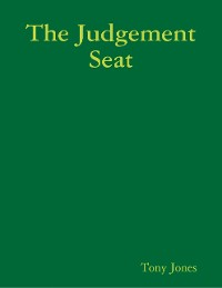 Cover The Judgement Seat