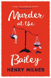 Cover Murder at the Bailey