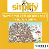 Cover simplify your life - Fare ordine