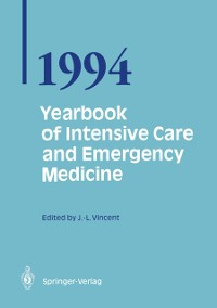 Cover Yearbook of Intensive Care and Emergency Medicine 1994