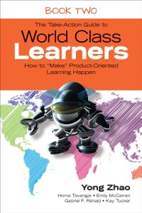 Cover Take-Action Guide to World Class Learners Book 2