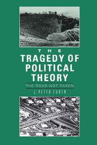 Cover The Tragedy of Political Theory
