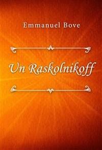 Cover Un Raskolnikoff