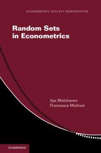 Cover Random Sets in Econometrics