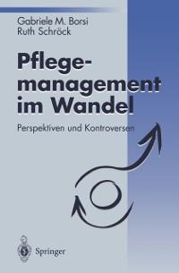 Cover Pflegemanagement im Wandel