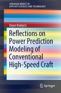Cover Reflections on Power Prediction Modeling of Conventional High-Speed Craft