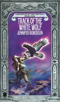Cover Track of the White Wolf