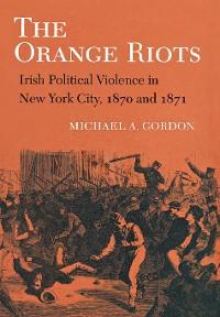 Cover The Orange Riots