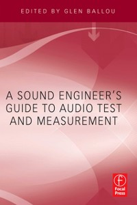 Cover Sound Engineers Guide to Audio Test and Measurement