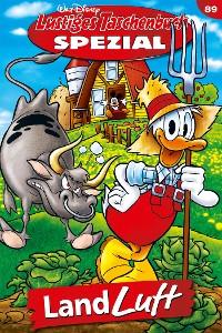 Cover Lustiges Taschenbuch Spezial Band 89