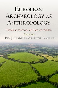 Cover European Archaeology as Anthropology
