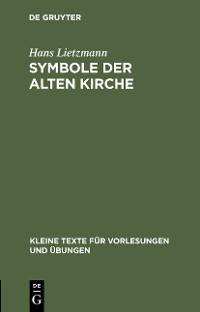 Cover Symbole der Alten Kirche