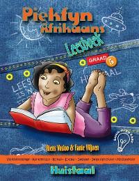 Cover Piekfyn Afrikaans Graad 5 Leesboek vir Huistaal