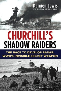 Cover Churchill's Shadow Raiders